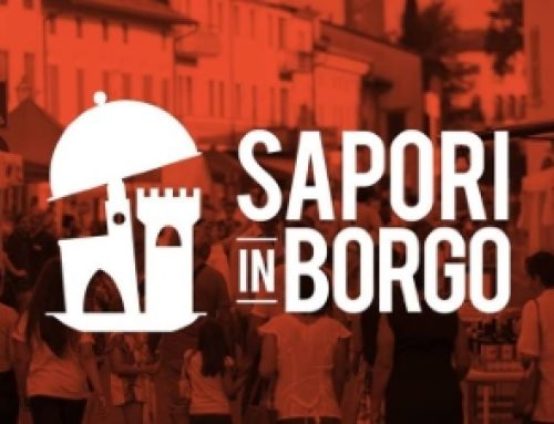 """""""SAPORI IN BORGO"""" quarta edizione a CORDOVADO 7-8-9 giugno 2019"""