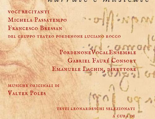"""Spettacolo """"Leonardo: C'era una volta… – Le favole di Leonardo da Vinci narrate e musicate"""""""