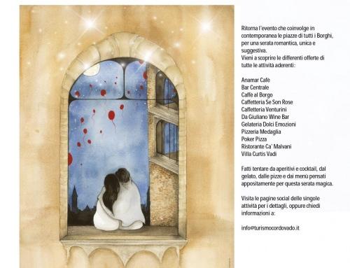 Notte Romantica nei Borghi più Belli d'Italia 2020