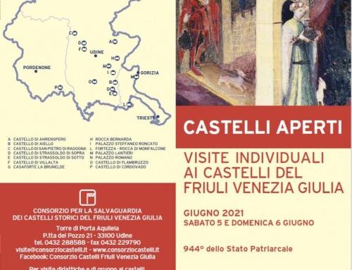 Castelli Aperti 5-6 giugno 2021